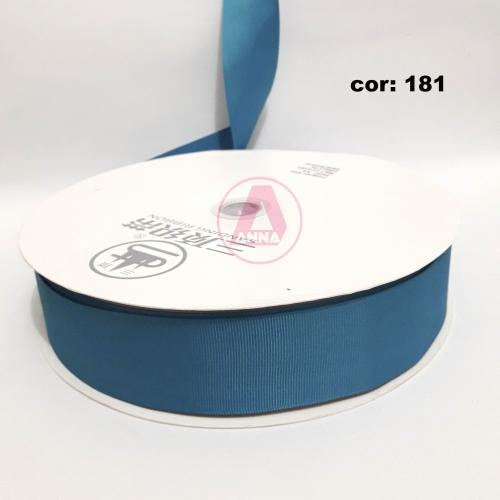 Fita Gorgurão Sanding 38 Milimetro com 10 metros de Comprimento Cor - 181