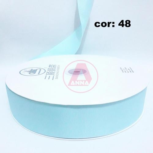 Fita Gorgurão Sanding 38 Milimetro com 10 metros de Comprimento Cor-48