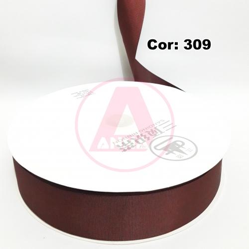 Fita Gorgurão Sanding 38 Milimetro com 10 metros de Comprimento Cor-309