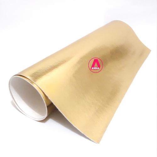 Lonita Invernizada Dourada 24 por 40 cm  Cor:22