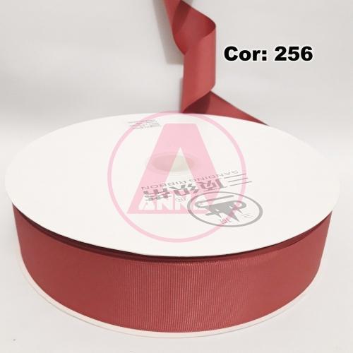 Fita Gorgurão Sanding 38 Milimetro com 10 metros de Comprimento Cor-256