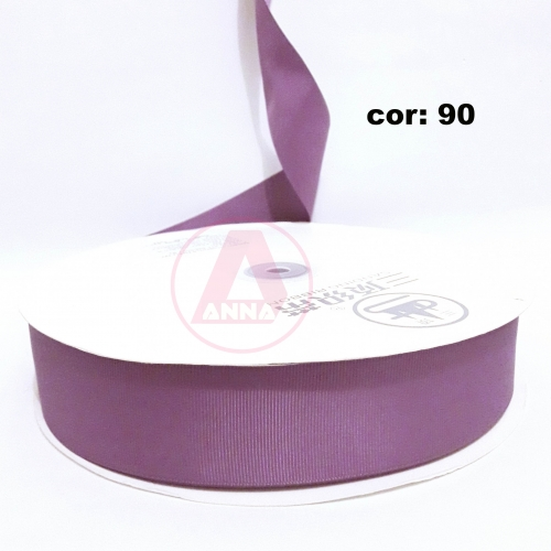 Fita Gorgurão Sanding 38 Milimetro com 10 metros de Comprimento Cor - 90