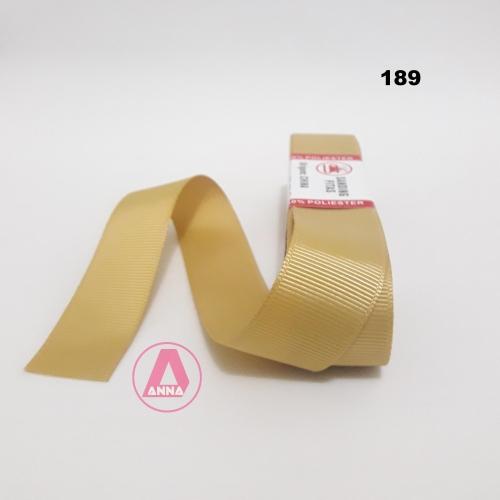Fita de Gorgurão 22mm Sanding Cor-189