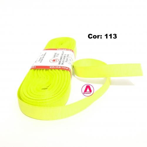 Fita de Gorgurão Sanding de 10mm com 10 Metros, Nº2  Cor - 113
