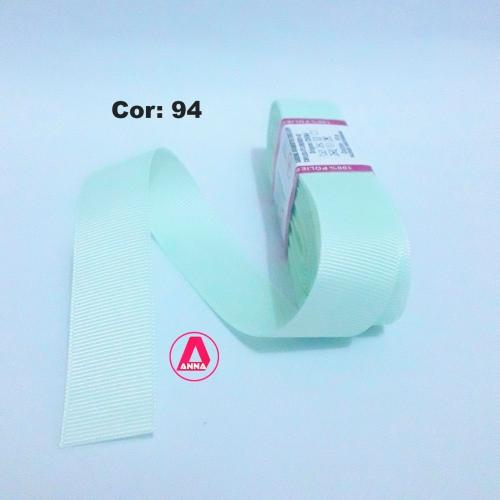 Fita de Gorgurão Sanding de 22mm com 10 Metros, Nº5  Cor - 94