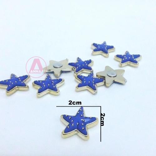 Estrela do Mar Azul Royal a Unidade cor-04