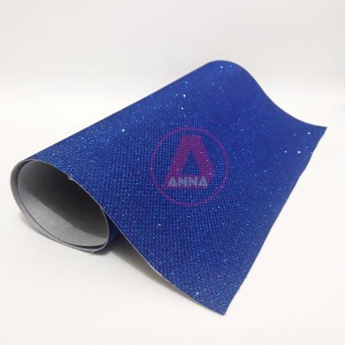 Lonita Azul Flocada 24 por 40 cm Ref:13