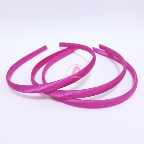 Tiara Cetim Encapada Pink Cor-19