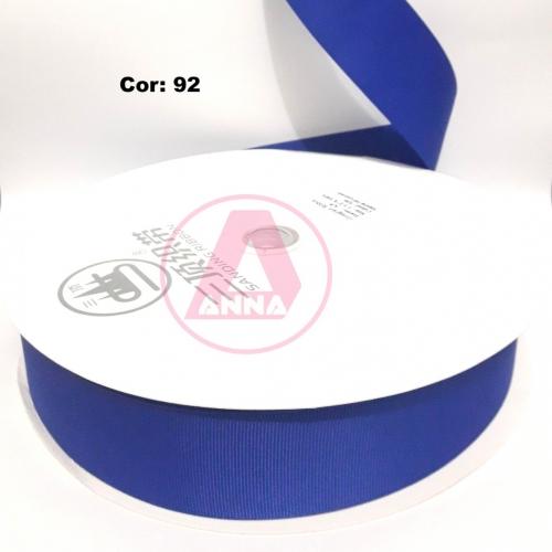 Fita de Gorgurão Sanding de 38mm com 10 Metros, Nº9 Cor -92