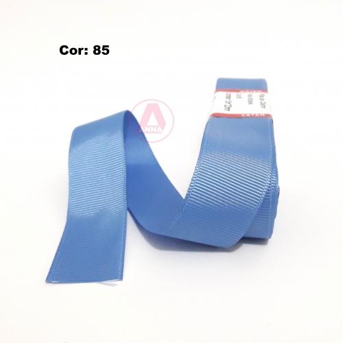 Fita de Gorgurão Sanding de 22mm com 10 Metros, Nº5 Cor - 85