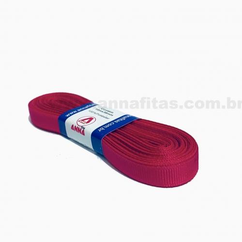 Fita de Gorgorão CHINESINHA de 10mm com 10 Metros N2 Cor-187 Rosa Pink