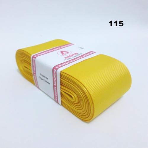 Fita de Gorgurão Sanding de 52mm com 10 Metros, Nº12  Cor - 115