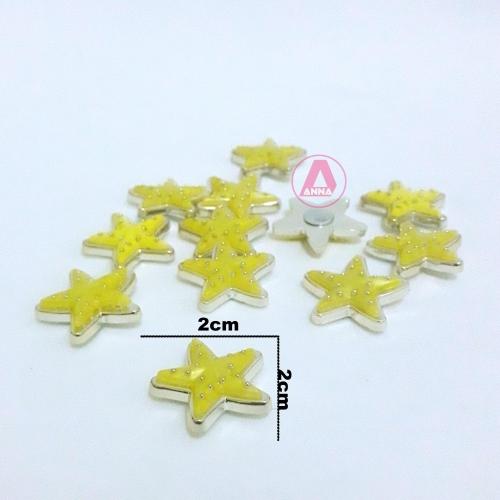 Estrela do Mar Amarela a Unidade cor-05