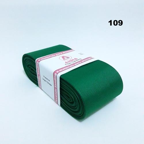 Fita de Gorgurão Sanding de 52mm com 10 Metros, Nº12  Cor - 109