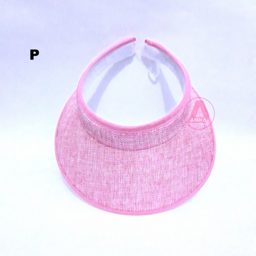 Viseira de Praia Infantil cor Rosa BB