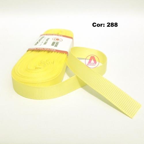 Fita de Gorgurão Sanding de 10mm com 10 Metros, Nº2 Cor -288