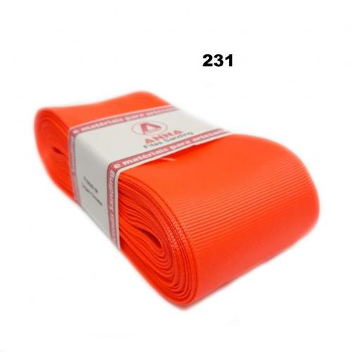Fita de Gorgurão Sanding de 52mm com 10 Metros, Nº12  Cor-231