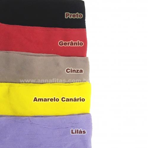 Pacote de Meia de Seda Passo Fofo com 10 unidades 2 Cores de cada : 16-Preta, 12-Gerânio, 14-Cinza, 06-Amarelo Canário e 20-Lilás