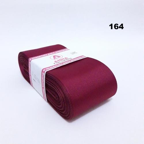 Fita de Gorgurão Sanding de 52mm com 10 Metros, Nº12  Cor - 164