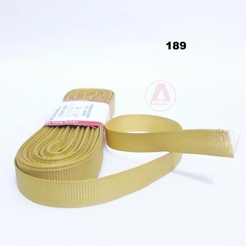 Fita de Gorgurão 10mm Sanding Cor-189