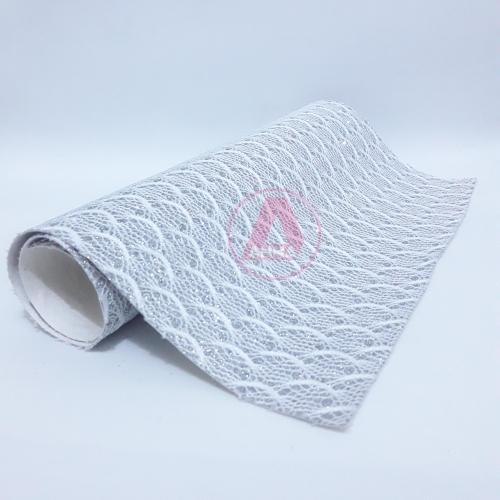 Lonita Branca com Brilho 24 por 40 cm Ref:06