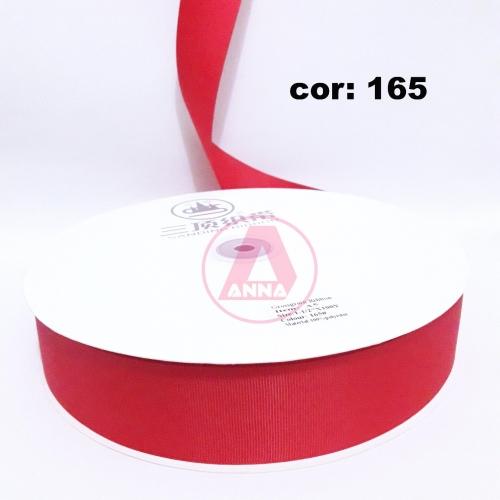 Fita Gorgurão Sanding 38 Milimetro com 10 metros de Comprimento Cor-165