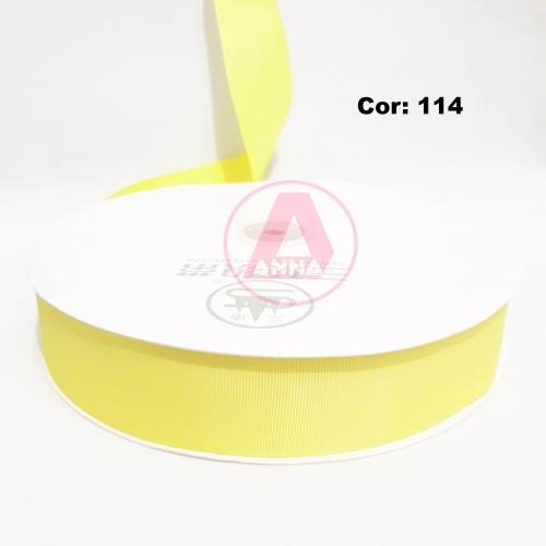 Fita Gorgurão Sanding 38 Milimetro com 10 metros de Comprimento Cor - 114