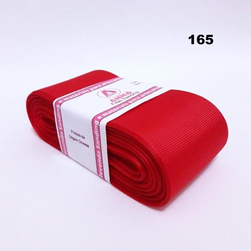 Fita de Gorgurão Sanding de 52mm com 10 Metros, Nº12  Cor - 165