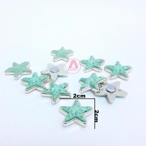 Estrela do Mar Verde Água a Unidade cor-06