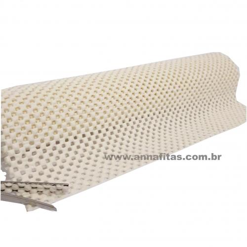 Tela Antiderrapante para Bico de Pato MARFIM 30 por 60 cm Ref: 02