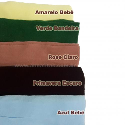 Pacote de Meia de Seda Passo Fofo com 10 unidades 2 Cores de cada : 19-Amarelo bebê, 23-Verde Bandeira, 13-Rosê Claro, 37-Primavera escuro e 28-Azul bebê