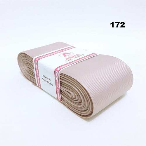 Fita de Gorgurão Sanding de 52mm com 10 Metros, Nº12  Cor - 172