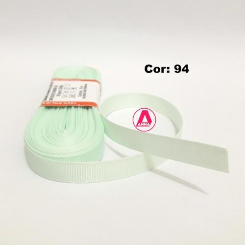 Fita de Gorgurão Sanding de 10mm com 10 Metros, Nº2  Cor - 94