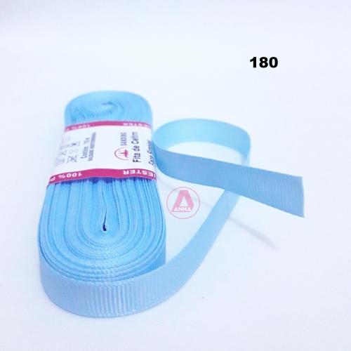 Fita de Gorgurão 10mm Sanding Cor-180